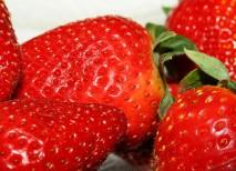 fresas propiedades