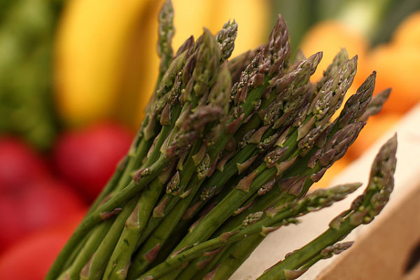 verduras diureticas