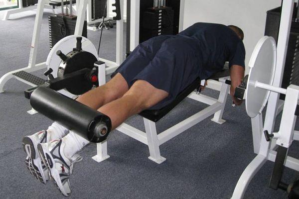 isquiotibiales ejercicios