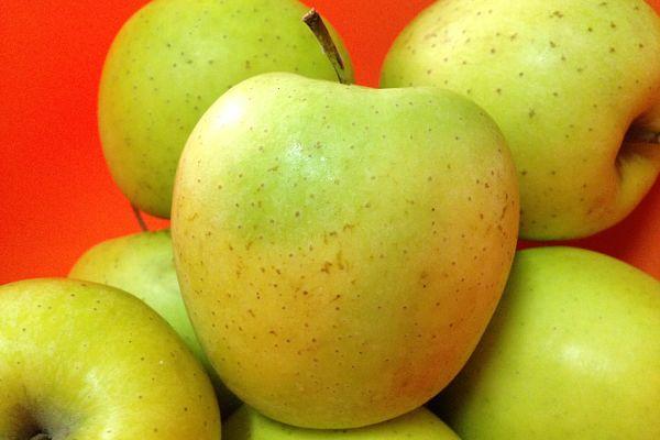 calorias manzana