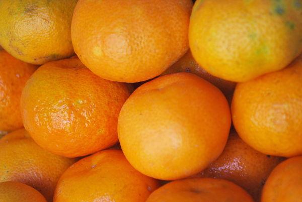 propiedades mandarina