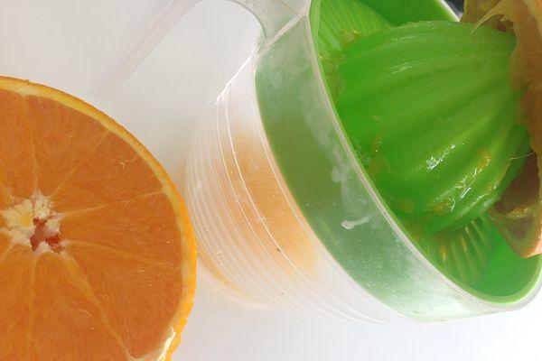 beneficios del zumo de naranja