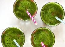 batidos verdes