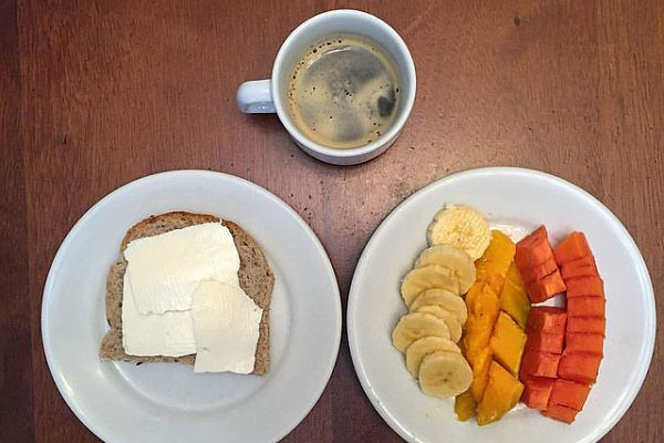 Que es un buen desayuno para adelgazar