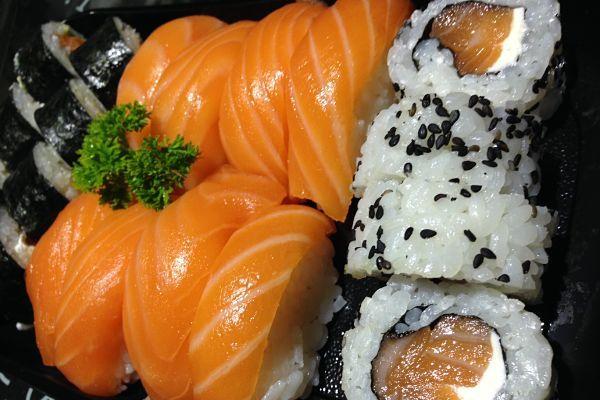 ¿el sushi engorda?